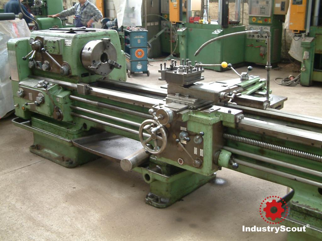 Heidenreich harbeck drehmaschinen metallschneidemaschine for Deckel drehmaschine