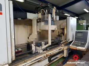 Chiron FZ 18 L 2600 Bearbeitungszentrum