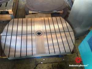Werkstück-Wechsel-Tisch Peiseler ATSP 630/S