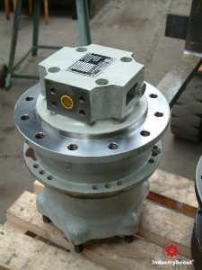 Hydraulisches Reduziergetriebe