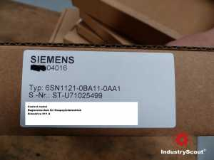 6SN1121-0BA11-0AA1 Siemens Simodrive