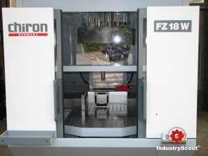 Vertikales Bearbeitungszentrum Chiron