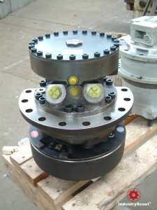 Hydro Antrieb