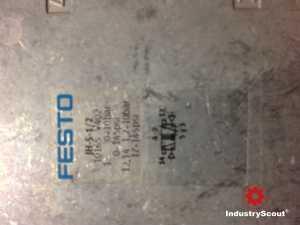 Festo Pneumatikventil JH-5-1/2 Nr. 10 165