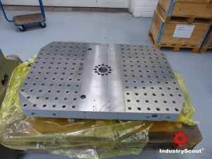 Werkstück-Wechsel-Tisch Peiseler, ATSP 520/S