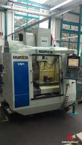 HURCO VM1 Vertikales Bearbeitungszentrum