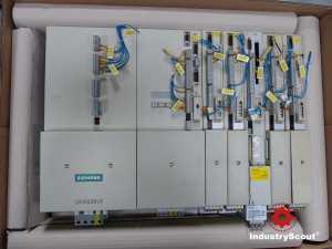Siemens Simodrive Antriebssteller Typ 611 komplett