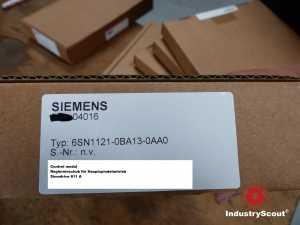 6SN1121-0BA13-0AA0 Siemens Simodrive