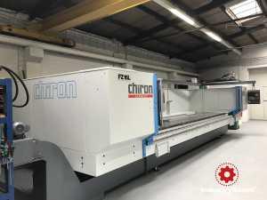 Vertikales Bearbeitungszentrum Chiron FZ 16 L 5600